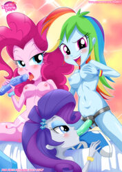 bbmbbf equestria_girls friendship_is_magic my_little_pony palcomix pinkie_pie_(mlp) rainbow_dash_(mlp) rarity_(mlp)
