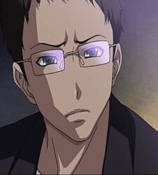 animated blue_eyes blue_hair breast_grab breasts cheating cheating_wife cum_in_mouth erect_nipples fellatio female gangbang garter_belt grope large_breasts long_hair mesu_saga:_persona prostitution recording sex stockings uncensored vaginal_penetration