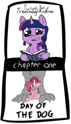 canine comic cum dailevy equine female friendship_is_magic horse male mammal my_little_pony penis pinkie_pie_(mlp) pony straight twilight_sparkle_(mlp)