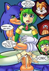 blue_eyes blush canine cosmo_the_seedrian cum cum_in_pussy cum_inside dreamcastzx1 english_text female flora_fauna fox fucked_silly hedgehog interspecies joykill male mammal penis plant pussy sonic_(series) sonic_the_hedgehog sonic_x straight tails text vaginal_penetration