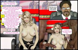 3boys 3d bbc big_penis blonde_hair cheating dark-skinned_male dark_skin darklord english_text female interracial john_persons large_breasts nude text