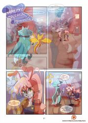 animated comic dust dust:_an_elysian_tail dust_(character) dust_an_elysian_tail haley haley_(character) male tagme video_games