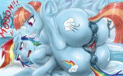 anus friendship_is_magic my_little_pony my_little_pony pony rainbow_dash_(mlp) vagina windy_whistle windy_whistles