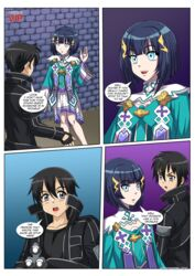 bbmbbf female palcomix sword_art_online tagme