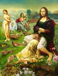 art mona_lisa tagme