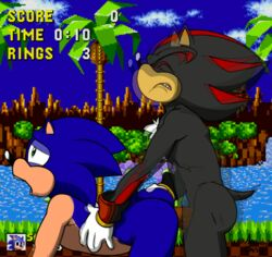 ancient-onyx ancient_onyx animated shadow_the_hedgehog sonic_(series) sonic_the_hedgehog yaoi