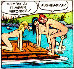 archie_andrews archie_comics betty_cooper veronica_lodge