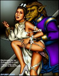2003 borsk_fey'lya bothan interspecies princess_leia_organa shabby_blue star_wars