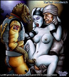 bossk dengar lyn_me return_of_the_jedi shabby_blue star_wars twi'lek twi'lek
