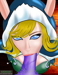 ardham blonde_hair blue_eyes cheating christmas cock demon_hunter diablo diablo_3 dick fellatio heroes_of_the_storm high_elf hots lips looking_at_viewer looking_up malfurion_stormrage nephalem night_elf oral point_of_view pov service sex valla warcraft winter_veil world_of_warcraft wow