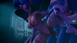 3d animal_ear animal_ears animal_humanoid animated blue_hair breasts canine capcom cat_ears cat_girl cat_tail catgirl claws darkstalkers devilscry felicia felicia_(darkstalkers) feline female furry gallon hair humanoid jon_talbain large_breasts leg_up long_hair male monster_girl navel nipples nude penetration penis pussy sex source_filmmaker spread_legs straight tail vaginal_penetration vampire_(game) video_games webm werewolf zoophilia