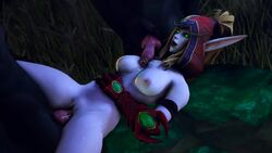 3d animal_genitalia animated areolae blood_elf breasts canine_penis elf erection female knot knotting male nipples no_sound penetration penis pussy sex source_filmmaker straight tin-sfm vaginal_penetration valeera_sanguinar webm werewolf worgen world_of_warcraft zoophilia