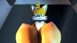 1boy 1girl 3d amy_rose animal_ears anthro bare_shoulders big_breasts blue_eyes detailed_background erect_nipple erect_nipples eyelashes female female_pov fox front_view furry hedgehog hourglass_figure humanoid indoor inside interspecies looking_up lowkeydiag lying lying_on_back male male/female mammal on_back room sega shiny shiny_skin short_hair solo_female solo_male sonic_(series) tails video_game video_games yellow_skin