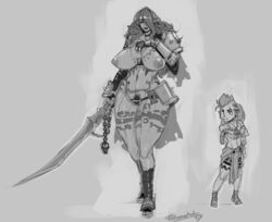 orc orok potionaholic size_difference tagme warcraft world_of_warcraft