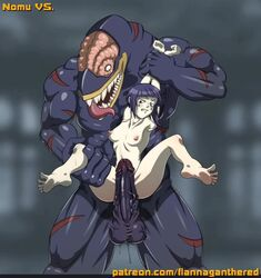 anal anal_insertion animated anus ass balls barefoot big_balls big_penis bouncing_breasts breasts female flannaganthered huge_cock kyoka_jiro monster monster_cock muscles muscular_male my_hero_academia nipples nomu penis purple_hair pussy small_breasts smaller_female spread spread_legs thick_penis thick_thighs tongue tongue_out webm