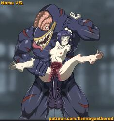 ahe_gao anal anal_insertion animated anus ass balls barefoot big_balls big_penis bouncing_breasts breasts deep_penetration female flannaganthered huge_cock kyoka_jiro monster monster_cock muscles muscular_male my_hero_academia nipples no_sound nomu penis purple_hair pussy small_breasts smaller_female spread spread_legs thick_penis thick_thighs tongue tongue_out webm x-ray