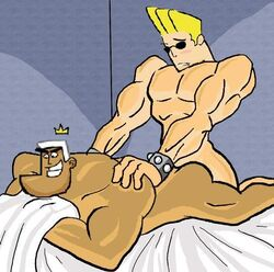 fairly_oddparents johnny_bravo jorgen_von_strangle tagme