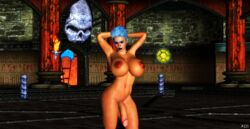 3d areolae ass ass balls big_breasts blue_eyeshadow blue_hair blue_lipstick breasts closed_eyes cock dick dickgirl eyebrows eyeliner eyes eyeshadow female female female_only frost_(mortal_kombat) futanari futanari games human human_only legs lips lipstick mortal_kombat nude nude_female open_mouth penis posing red_nipples render shemale shemale_only solo solo_female spire tan tanned tanned_skin unmasked video_games xnalara xps