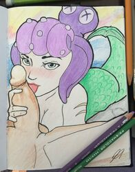 cala_maria handjob oral straight traditional_media_(artwork)