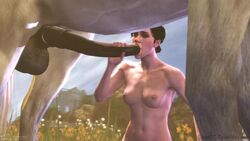 3d animated areolae breasts coot27 cum cum_in_mouth cum_inside edit erection fellatio female horse huge_cock lerico213 male nipples oral penis size_difference sound source_filmmaker straight syanna the_witcher webm zoophilia