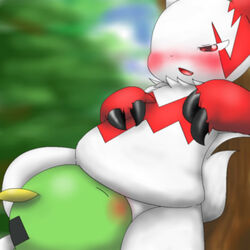 gulpin pokemon tagme zangoose