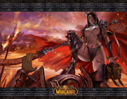 azazel draenei female warcraft world_of_warcraft
