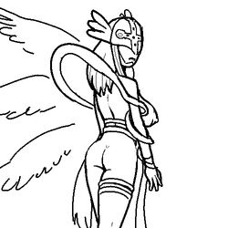 angewomon digimon noill tagme