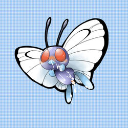 butterfree color male male_only nintendo nudity penis pokemon single single_male