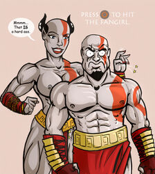 fangirl god_of_war kratos tagme