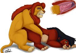 gay kovu lion mufasa the_lion_king