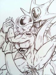 cooler dragon_ball_z frieza tagme yaoi