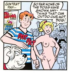archie_andrews archie_comics betty_cooper breasts ihatesamurais pussy