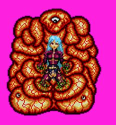 animated animated birth blue_hair bodysuit fellatio female game_sprite helpless impregnation king_of_fighters kula_diamond larva long_hair lowres mo2 monster neck_grab parasite pixel_art rape restrained rough screaming sex stomach_bulge tentacle torn_clothes vaginal_penetration