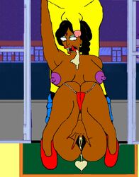 manjula_nahasapeemapetilon tagme the_simpsons
