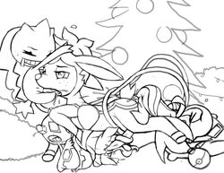 baginazard banette deerling froslass monochrome pokemon snivy